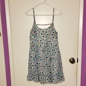 Kaleidoscope Dress from TOBI